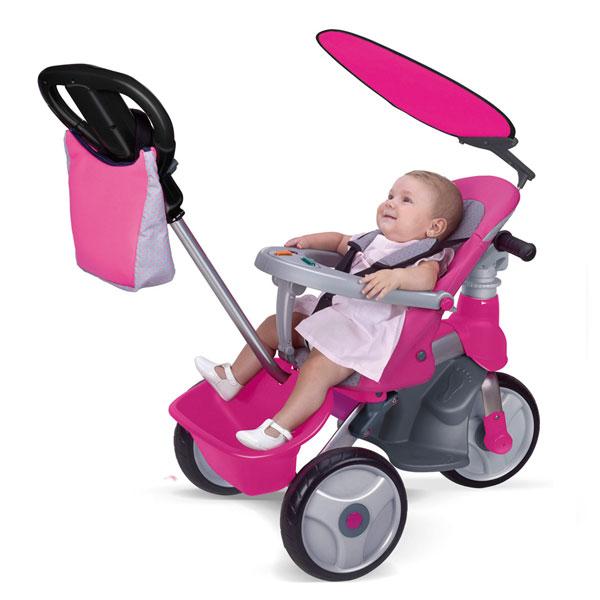 BABY TRIKE EASY EVOLUTION GIRL