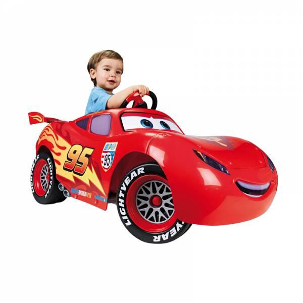 FLASH MCQUEEN CARS II 6V