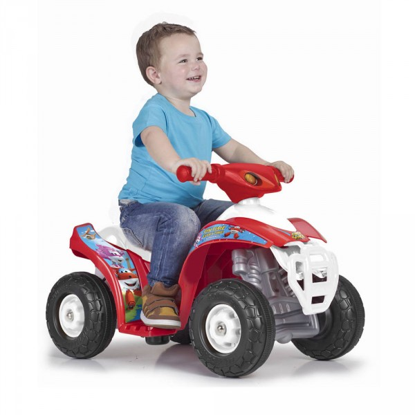 QUAD SUPER WINGS 6V