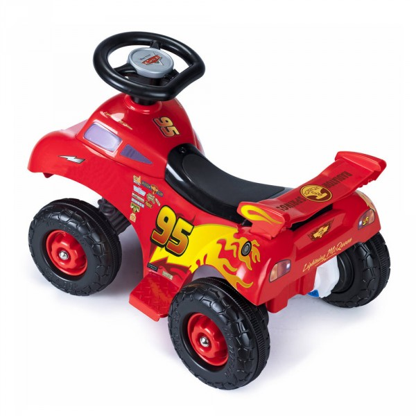 Quad Cars Light McQueen 3