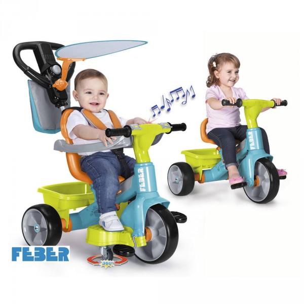 Trike Baby Plus Music 360º