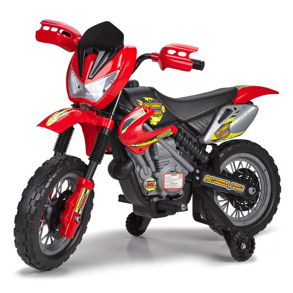 MOTORBIKE CROSS 400F 6V
