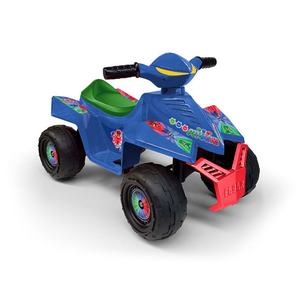 QUAD RACY PJ MASKS 6V