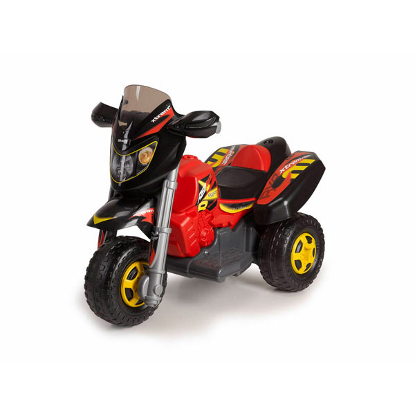 TRIMOTO RED RACER