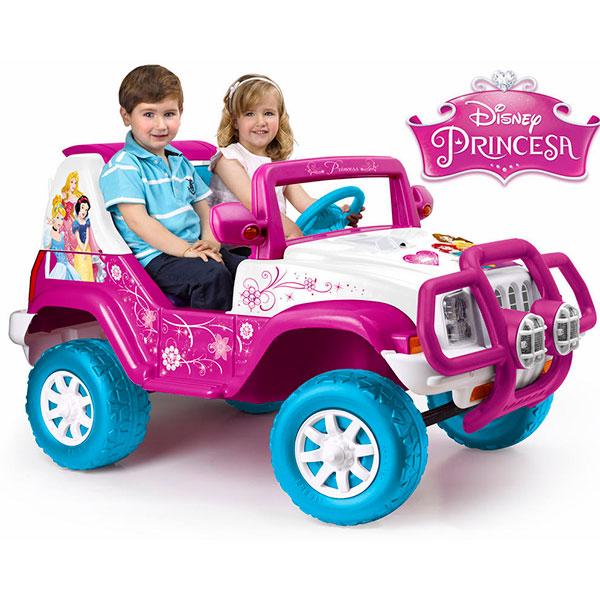 Explorer Princesas