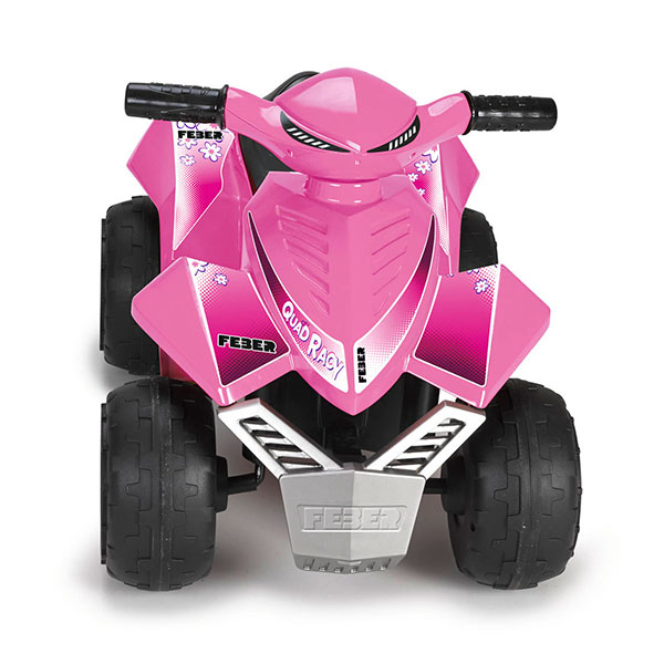 Quad Racy Pink 6v