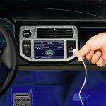 Range Rover azul