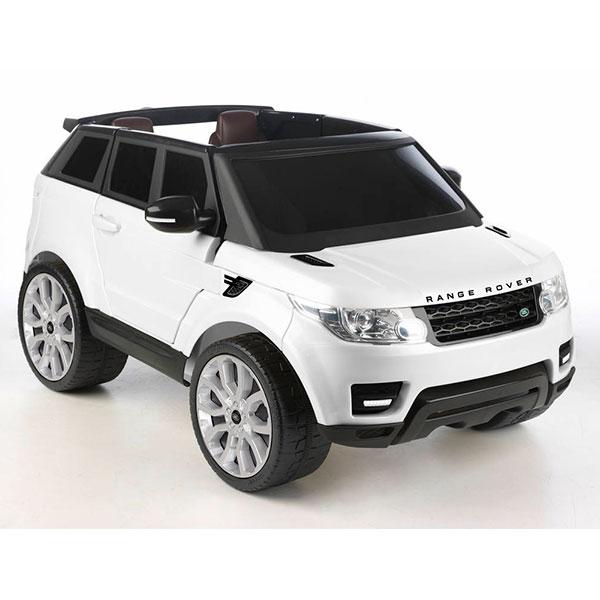 Range Rover Blanca