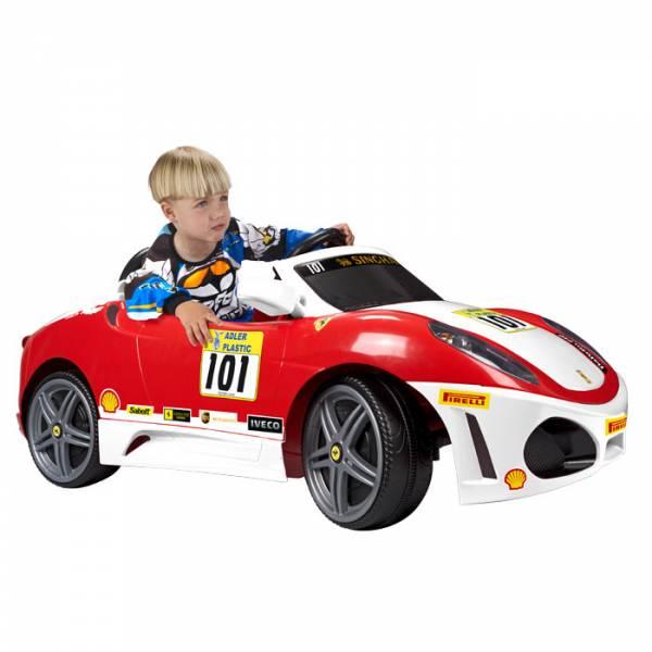 Ferrari F430 Challenge Blanco