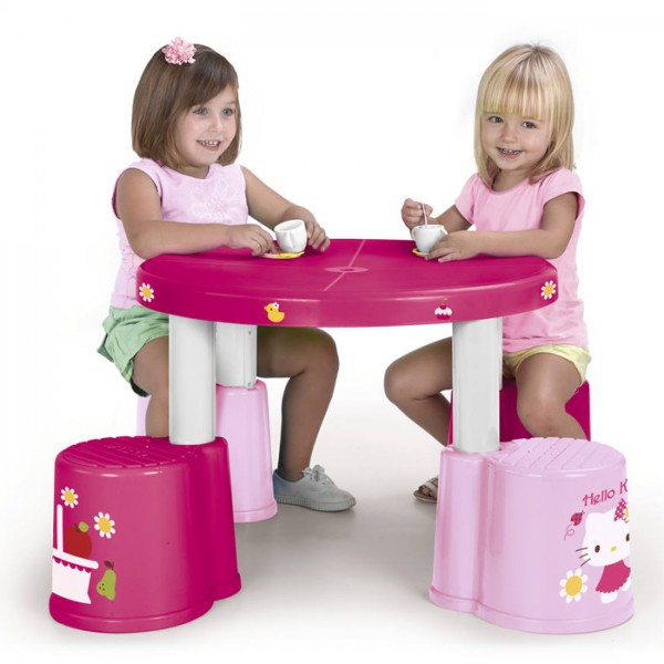 Flip Flap Table Hello Kitty