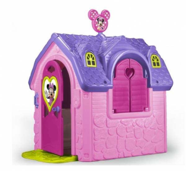 Lovely House Minnie Mouse