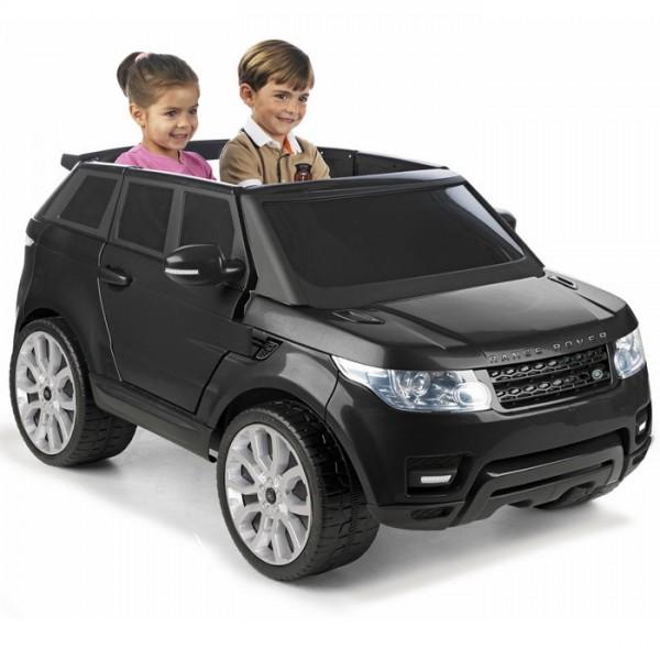 Range Rover Negra