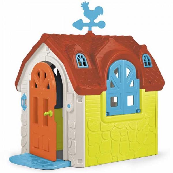 LOVELY HOUSE CON TOBOGAN