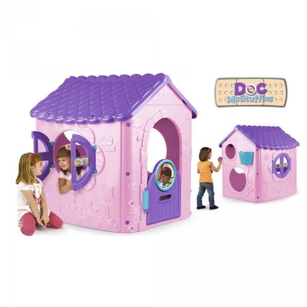 PLAY HOUSE DOCTORA JUGUETES