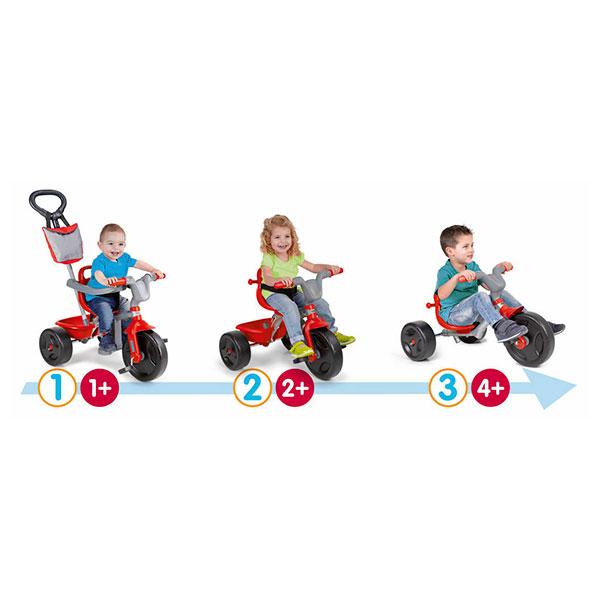 Evo Trike 3×1 Plus Sport