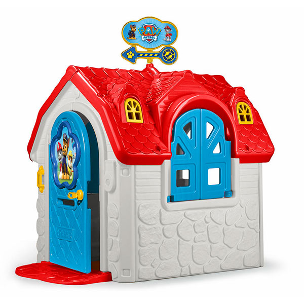 Lovely House Paw Patrol + Tobogán