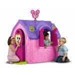 Lovely House Minnie Mouse + Tobogán