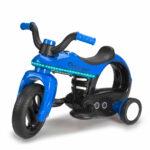 Feber Space Bike 6V L&S Blue
