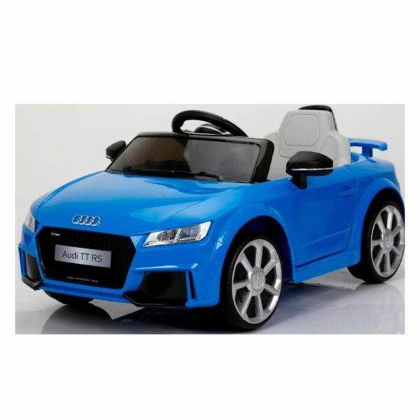 Feber Audi TTRS Azul 12V + RC