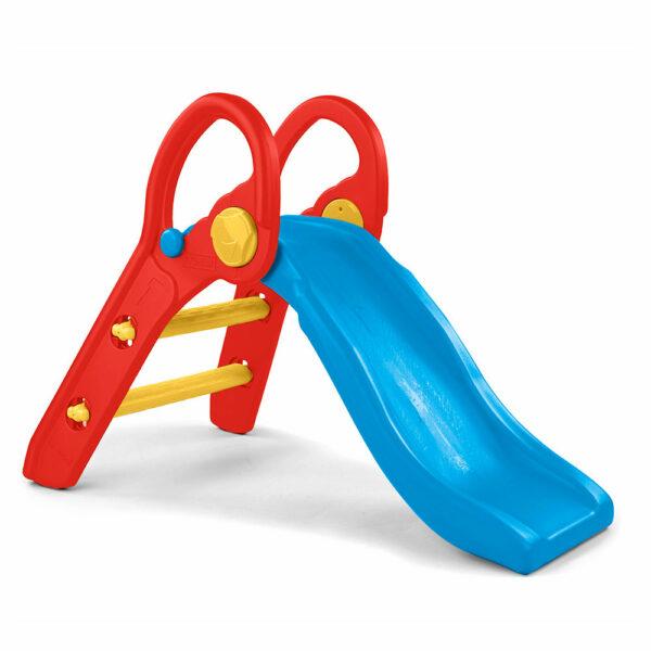 Junior Slide 2 Positions Blue&Red