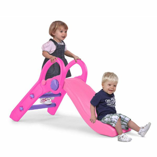 Junior Slide 2 Positions Pink&Purple