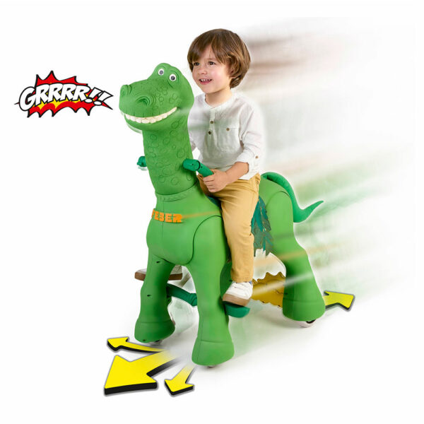 My friendly Dino