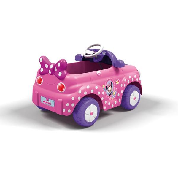 Carro da Minnie 6V.