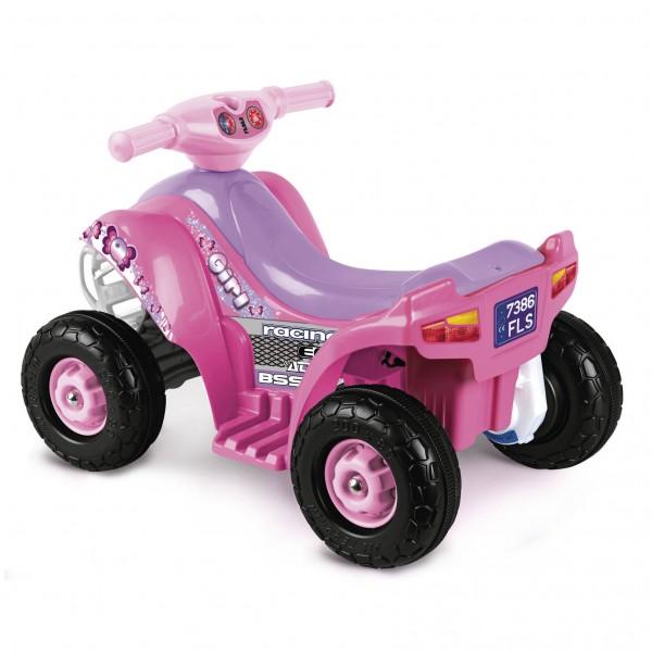 Quad Racing Rosa 6V.
