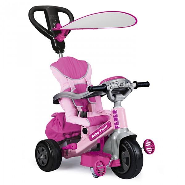 Triciclo Baby Twist Subiu