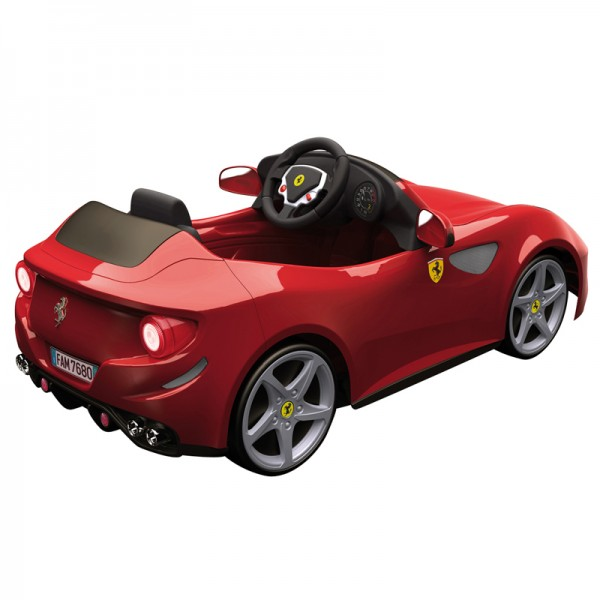 Ferrari FF 6V.