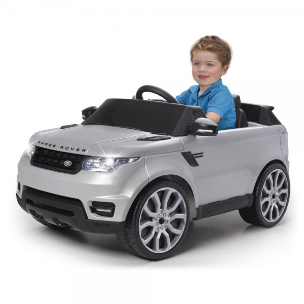 Range Rover 6V. Cinza
