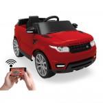 Range Rover 6V. Vermelho com RC