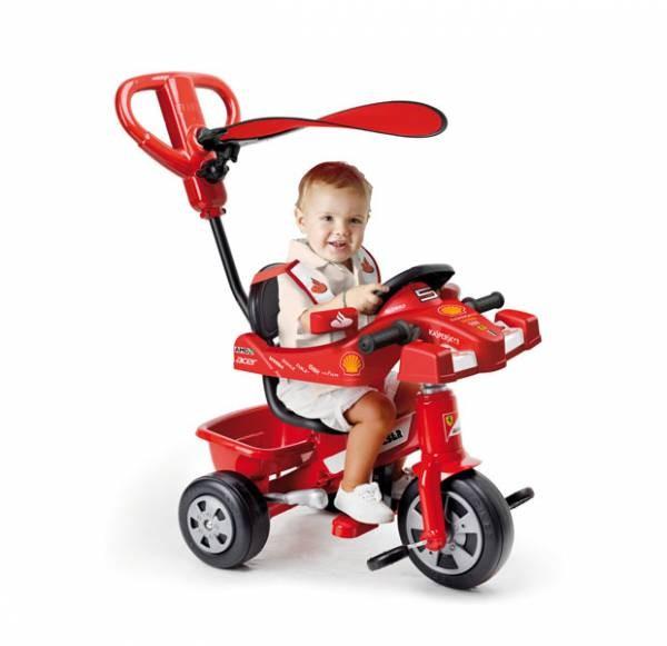 Triciclo Ferrari