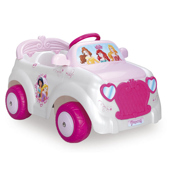 Carro da Disney Princess