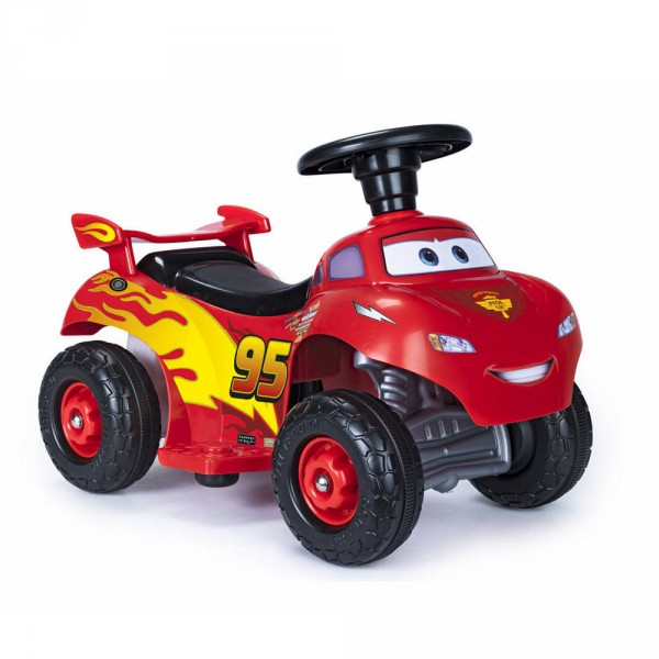 Quad Cars Lightning McQueen 3. 6V