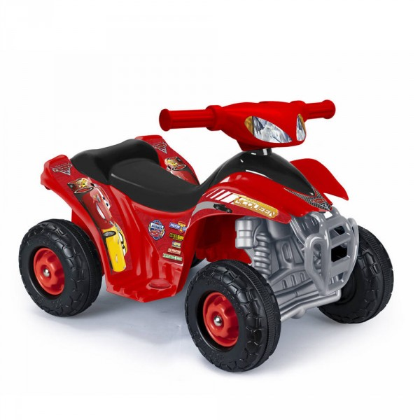 Quad Disney Cars 3. 6V