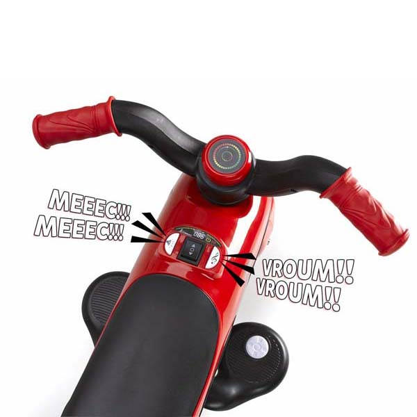 FEBER SPACEBIKE 6V LIGHTS & SOUNDS CE