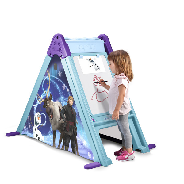 PLAY & FOLD ACTIVITY HOUSE 3in1 FROZEN