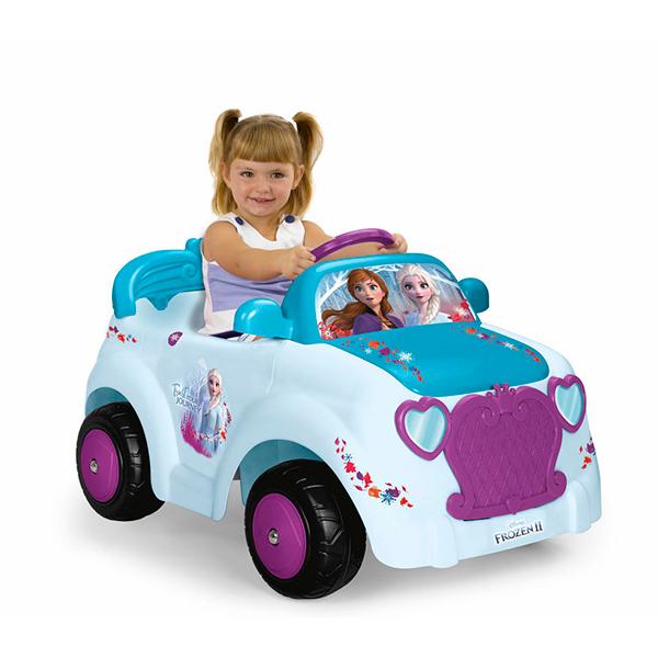 Frozen 2 Car 6V