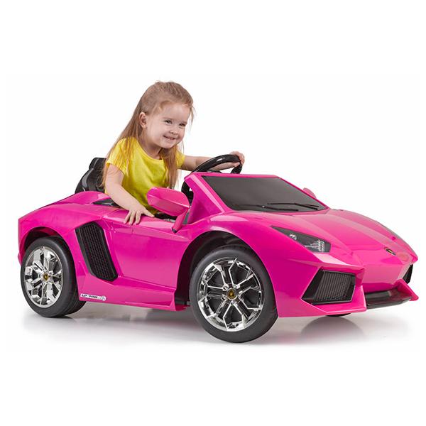 Lamborghini Luxuoso Pink R/C 6V