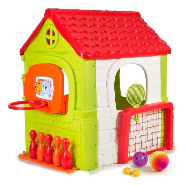 FEBER MULTI-ACTIVITY HOUSE 6IN1
