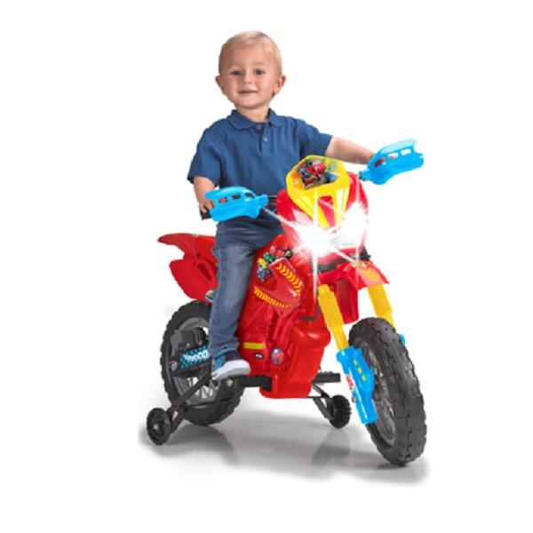 Motorbike Ricky Zoom
