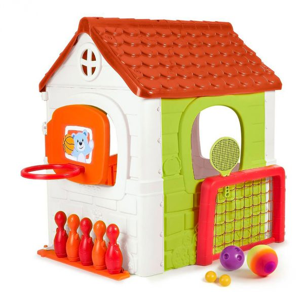 FEBER MULTI ACTIVITY HOUSE – NEW COLOR