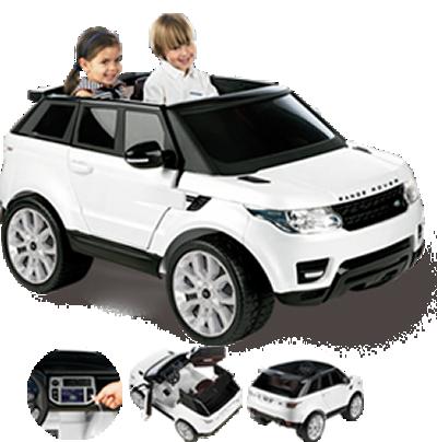 Range Rover Sport 12v Blanco