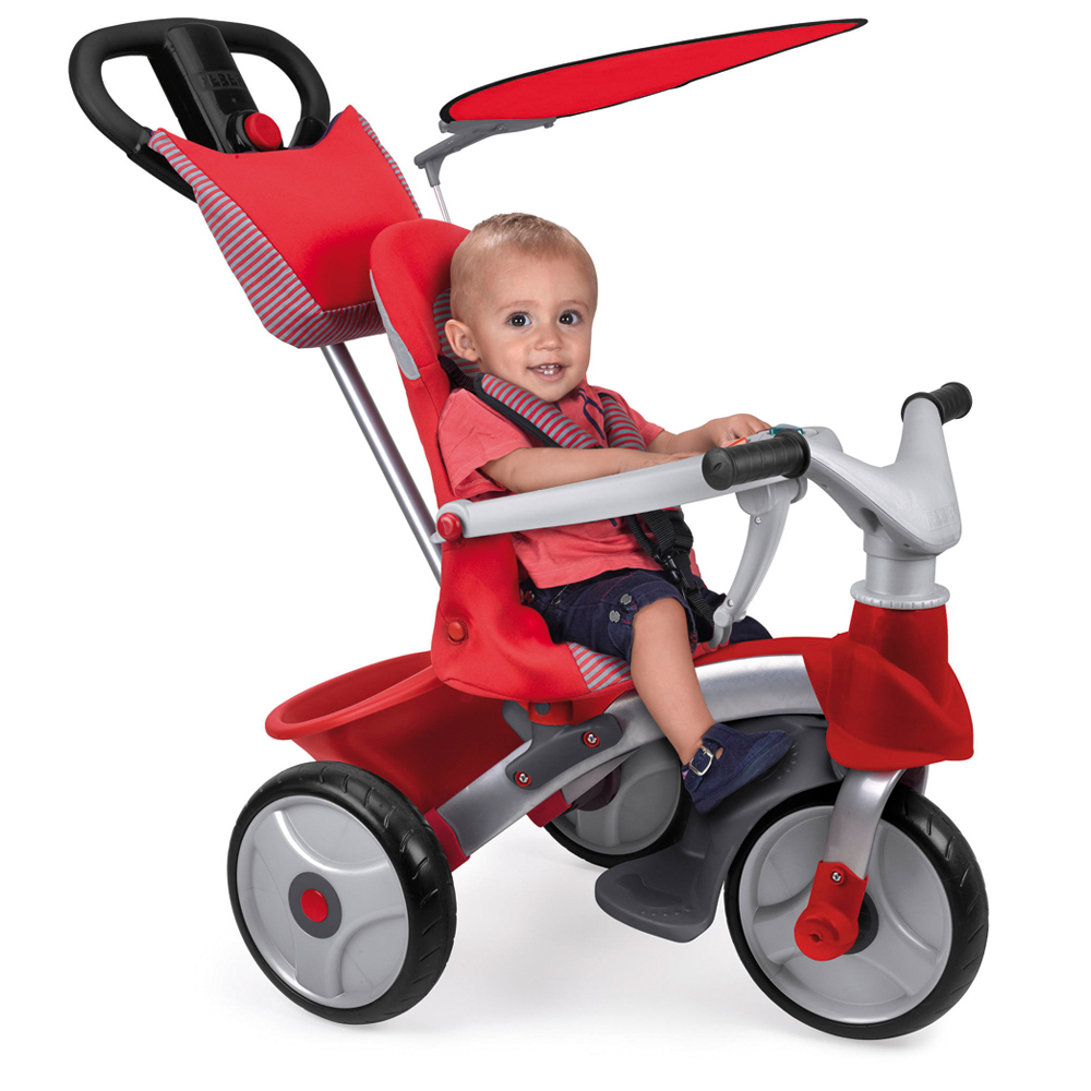 Baby Evolution Easy Trike Tricycles Form Feber