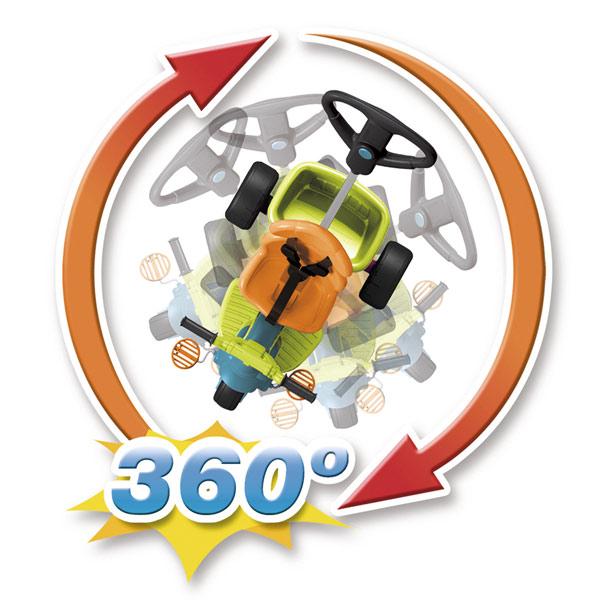 TRIKE BABY PLUS MUSIC 360
