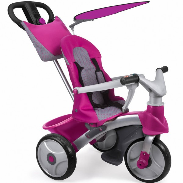 BABY TRIKE EASY EVOLUTION PINK