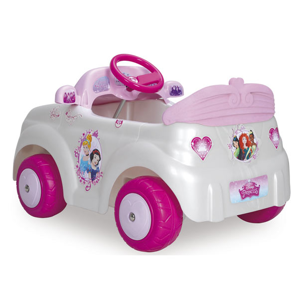 DISNEY PRINCESS CAR