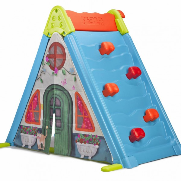 FEBER PLAY&FOLD ACTIVITY HOUSE 3in1