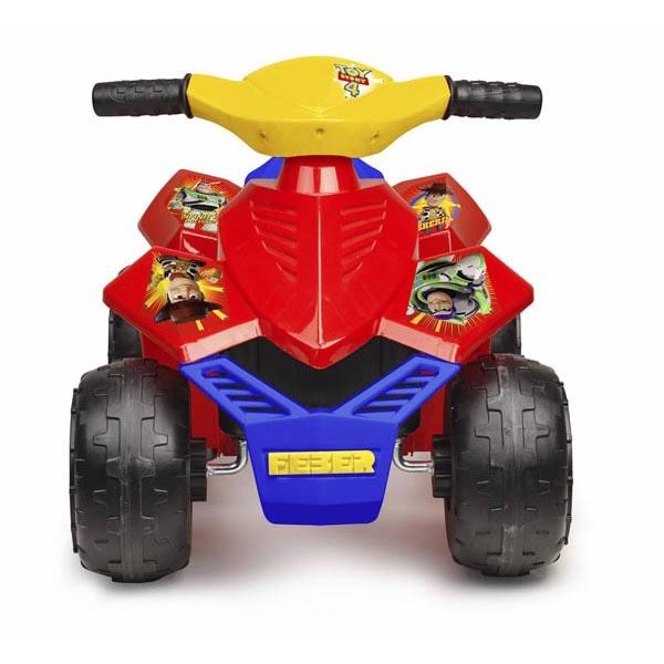 Quad Toy Story 4 6V Ce